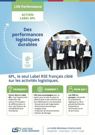 fiche action Label 6pl